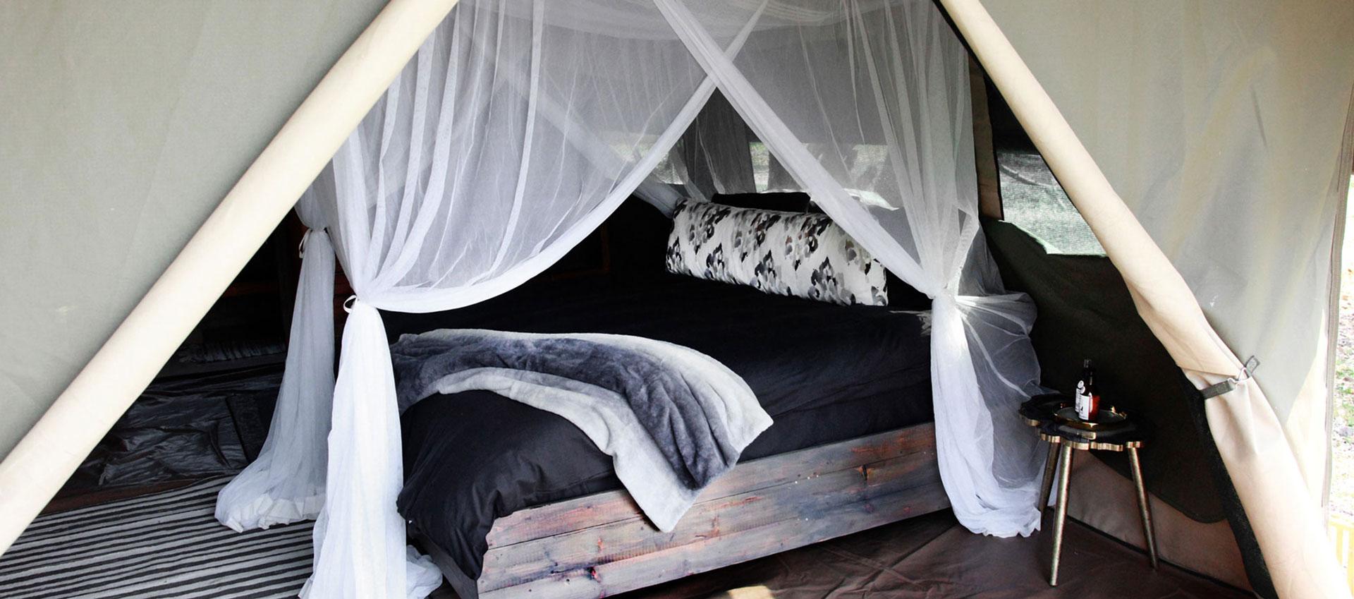 Bedtime - Shoebill Island Camp