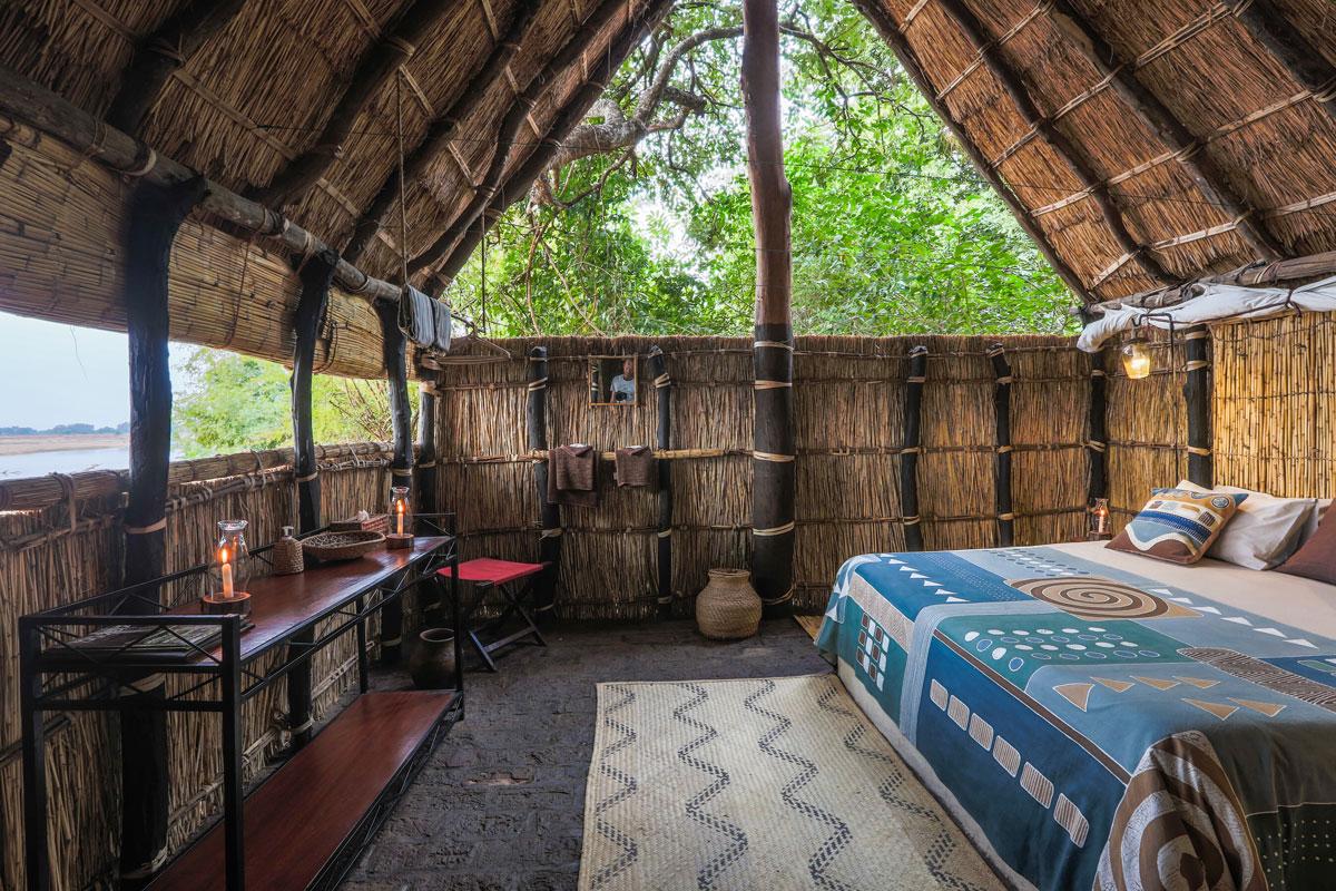 Tafika's family chalet (king room)