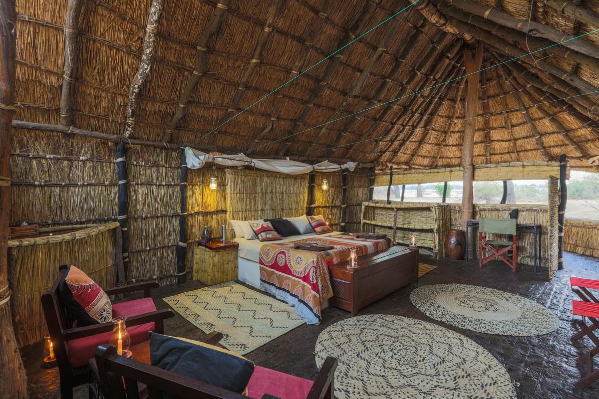 Tafika's honeymoon suite
