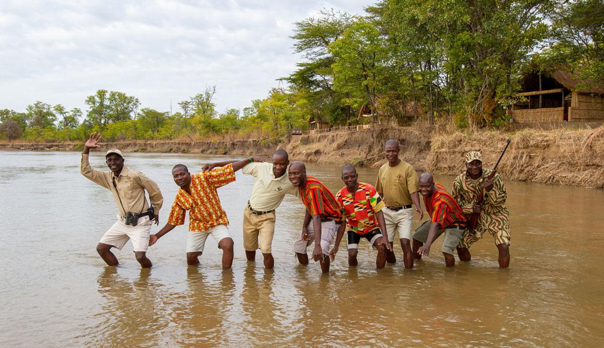 Mwaleshi Team