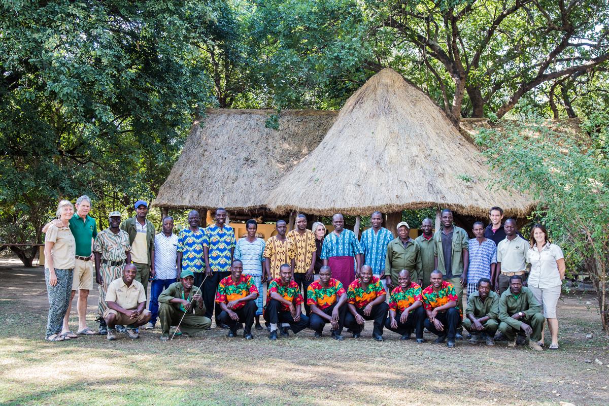 The Remote Africa Safaris team